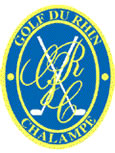 Logo Golf du Rhin, Chalampé