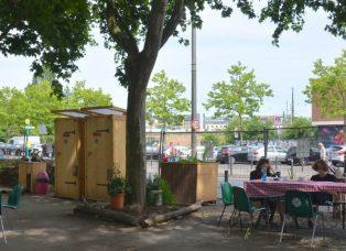 nowato - Frankfurter Garten - Einstreu-Toiletten