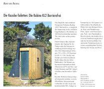 nowato in der Presse. Artikel in der Fachzeitschrift 'Stadt und Raum'