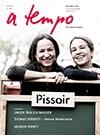 Cover A Tempo Lebensmagazin März 2020, zu sehen: Séverine und Elisabeth Felt
