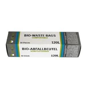 10 kompostierbare Beutel 120L für 80L Behälter 300x300, Bio4Pack