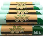 Biobags für Komposttoilette