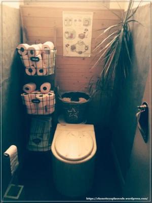 Die Einstreu-Toilette 'Der Marienkäfer' als Haupttoilette zu Hause - Erfahrungsbericht