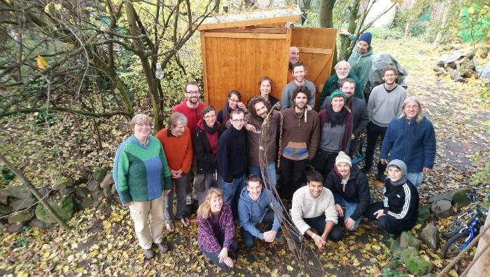 Netzwerk für nachhaltige Sanitärsysteme e.V. · Treffen November 2019 bei Antagon, Frankfurt am Main