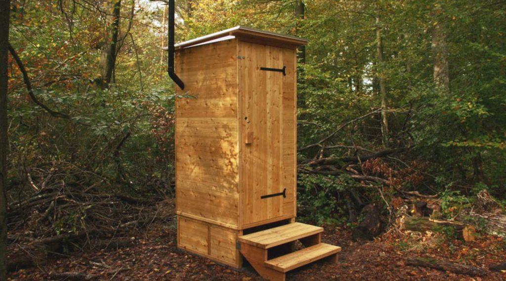 nowato online SHOP Komposttoilette Wald mit Biolan