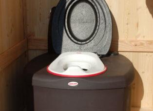 nowato SHOP - Kindertoilettensitz mit Komposttoilette Biolan ECO