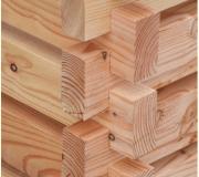 Eckverbindung Klassischer Holzkomposter