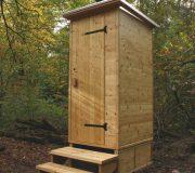 "nowato Komposttoilette Modell ""Wald"" mit Biolan eco 200L _Borken"