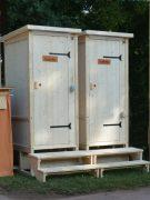 nowato - Komposttoilette 'Wiese' für Biolan 'eco'