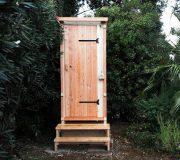 Toilette 'Wiese' mit Biolan eco. Italien