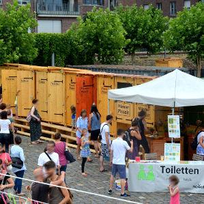 Sommerwerft - Theaterfestival Frankfurt