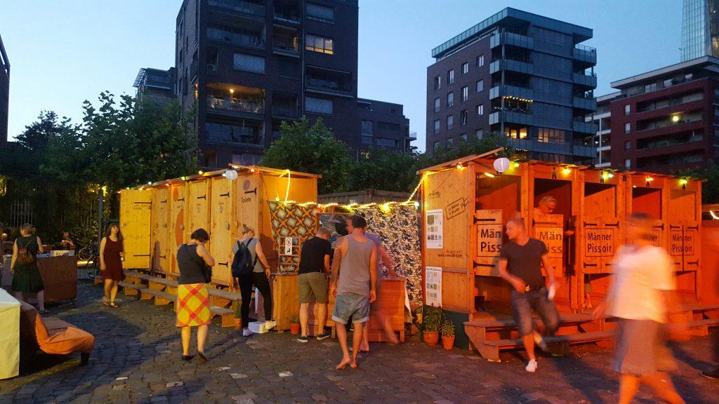 Sommerwerft Theaterfestival 2018 in Frankfurt am Main