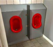 TiPi: wasserlose Urinale für Männer