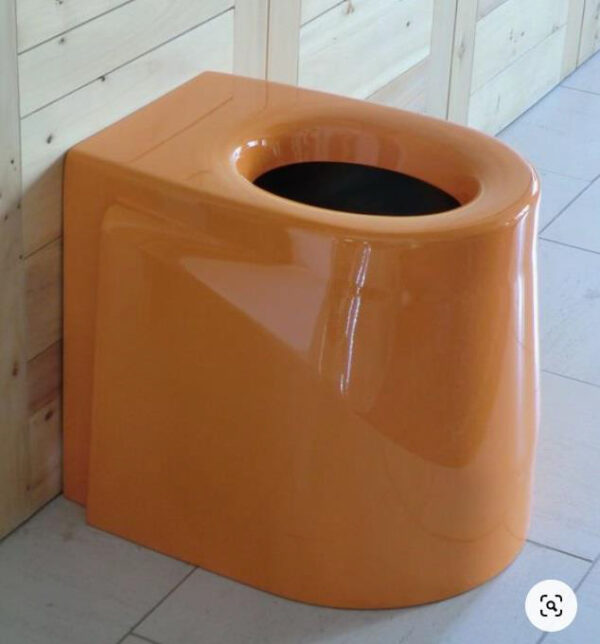 Toilettensystem ECODOMEO - Model Neodyme - Farben zur Wahl