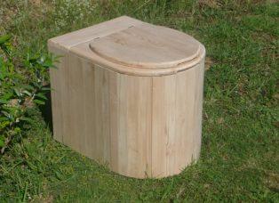 Komposttoilette 'Der Marienkäfer'