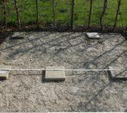 Trockentoilette-WALD-barrierefrei-Vorbereitung-der-Flaeche-vor-Installation