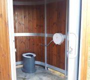 nowato - Trockentoilette kazuba KL2 barrierefrei - Innenraum
