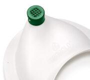 Urine diverting toilets insert white - Toilettensitz - Gitter für Urinauslauf