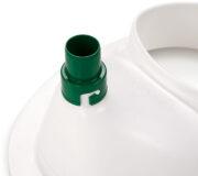 Urine diverting toilets insert white - Toilettensitz - Adapter für Schlauchanschluss
