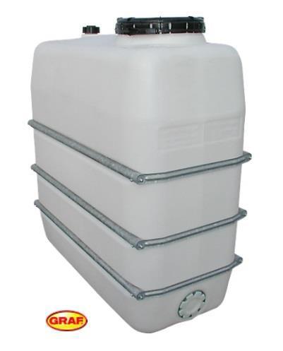 nowato - Urintank oberirdisch 1500 Liter mit Hebeanlage
