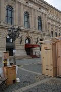 nowato mobile Komposttoiletten - Veranstaltung - Opernplatz Frankfurt am Main