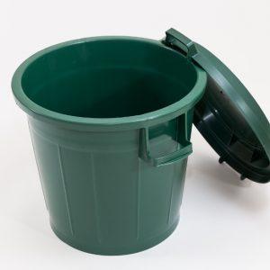 80-Liter-Komposttoiletten
