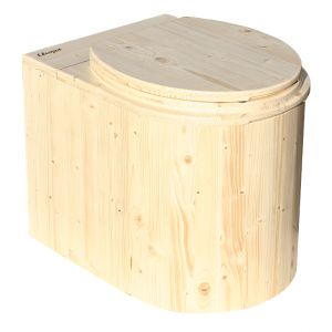 Komposttoilette Marienkäfer
