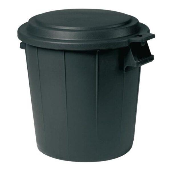 nowato - 80 Liter Fass mit Deckel - für 80L Komposttoiletten