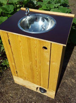 nowato mobiles Handwaschbecken