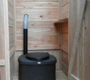 """nowato Komposttoilette """"Wiese"""" mit Biolan-Behälter """"eco"""""""