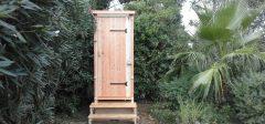 nowato Komposttoilette 'Wiese' mit Biolan-Behälter