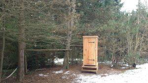 nowato - Komposttoilette 'Wiese' mit Biolan 'eco'
