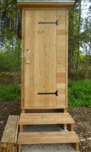 Verkauf Toilette für Kindergarten und Waldkindergärten