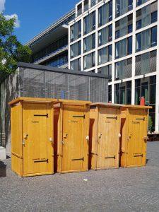 nowato Komposttoiletten Vermietung