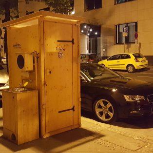 mobile Komposttoilette - Miettoilette