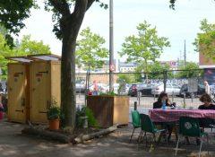 nowato Komposttoiletten - Frankfurter Garten