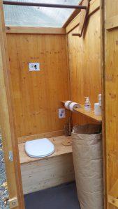 nowato Langzeitvermietung von Komposttoiletten mit Service