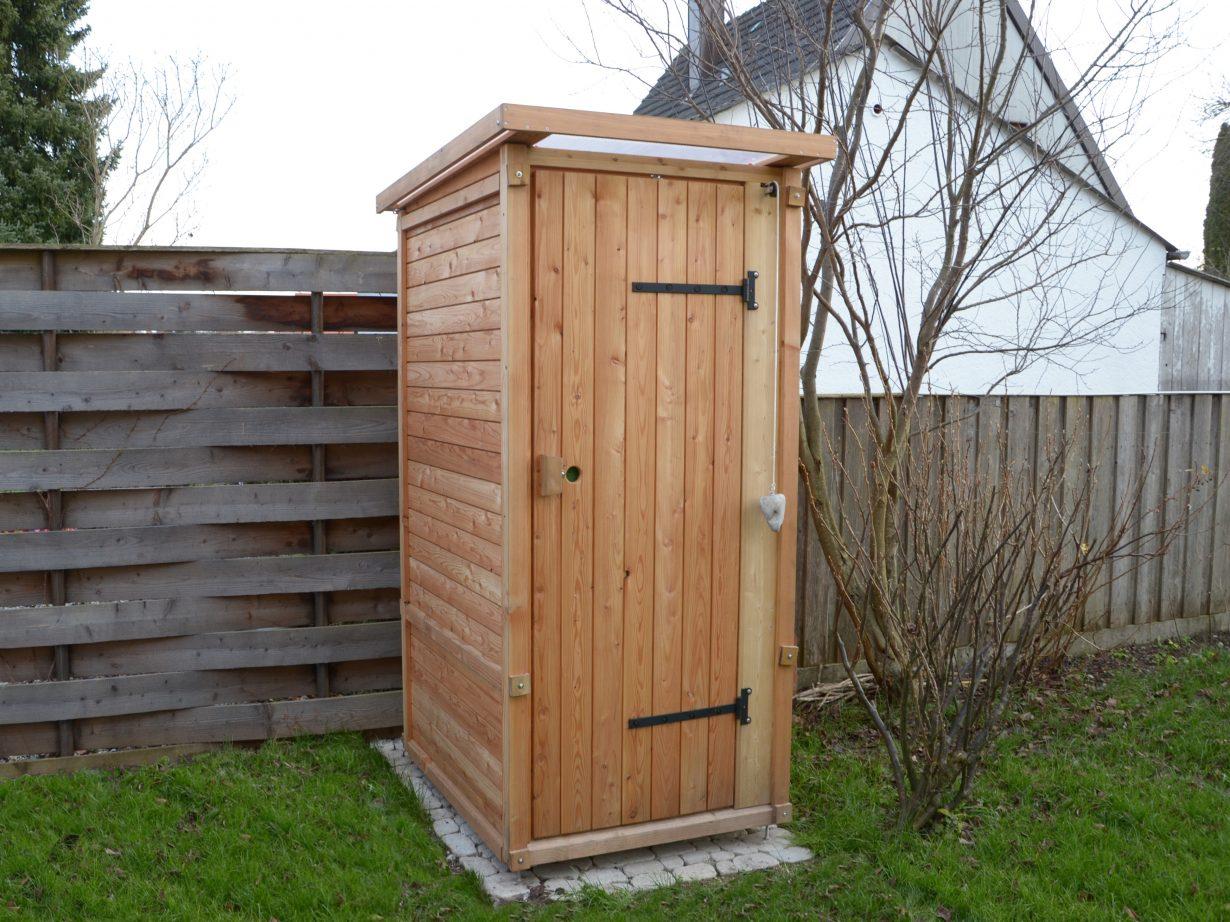 nowato outdoor komposttoilette fuer den garten. Black Bedroom Furniture Sets. Home Design Ideas
