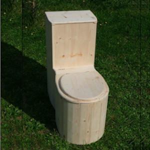 nowato Shop - Produktbild Komposttoilette Die Schnecke unbehandelt