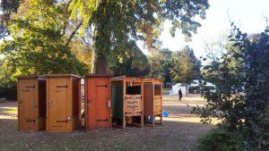 nowato Vermietung von Kompost-Toiletten und Pissoirs. Toilettenvermietung