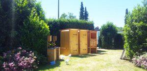 nowato Vermietung von Komposttoiletten, Pissoirs und Handwaschbecken
