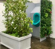 nowato - Wasserlose Urinale für Männer - TiPi