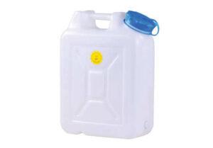 nowato shop - Wasserkanister Weithals Wasser Kanister Hünersdorff HD-PE Wassertank 22 Liter - Handwaschbecken Zubehör