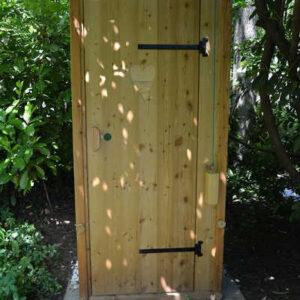 nowato composting toilet WIESE · Garden · Autonome Sanitärtechnik