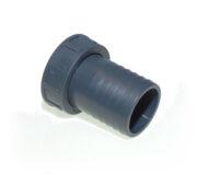 PP Schlauchtülle 25 mm Überwurfmutter IG 1 Zoll 30,93 mm