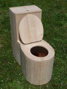 Komposttoilette für Zuhause - die Schecke